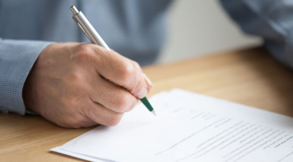 Averigüe cómo saber si está en un testamento