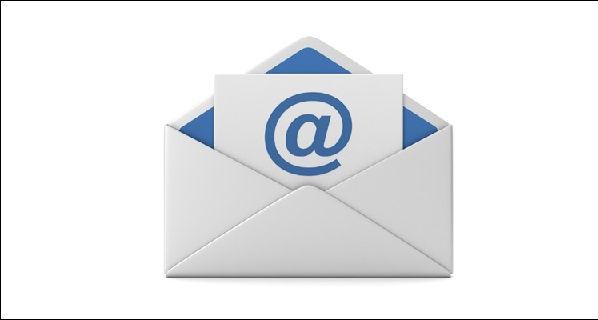 el correo electrónico