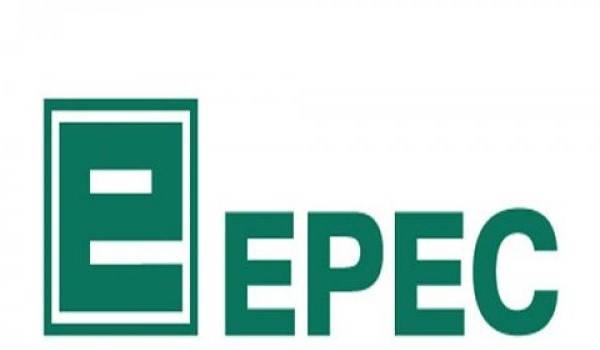 Declaración de la cuenta del logotipo EPEC