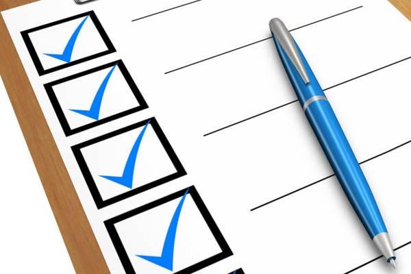 Requisitos para solicitar la lista de control del plan catastral de Costa Rica
