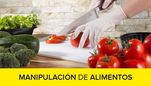 Guía para solicitar una certificación de manipulación de alimentos