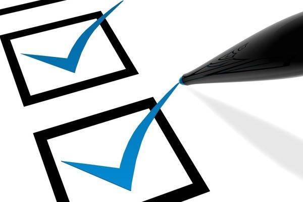 Requisitos de la lista de verificación del DNI