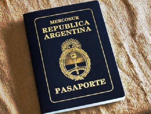 arg pasaporte