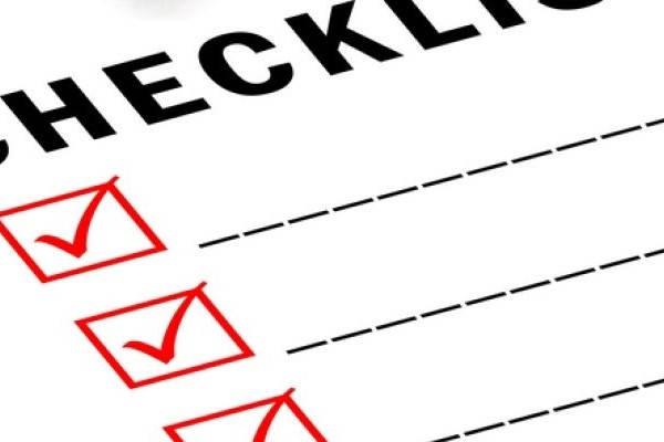 Lista de verificación del certificado de discapacidad de Panamá