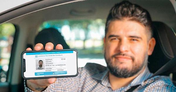 carnet de conducir profesional