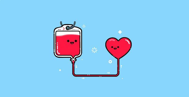 Tres ventajas sorprendentes de donar sangre: vanidades