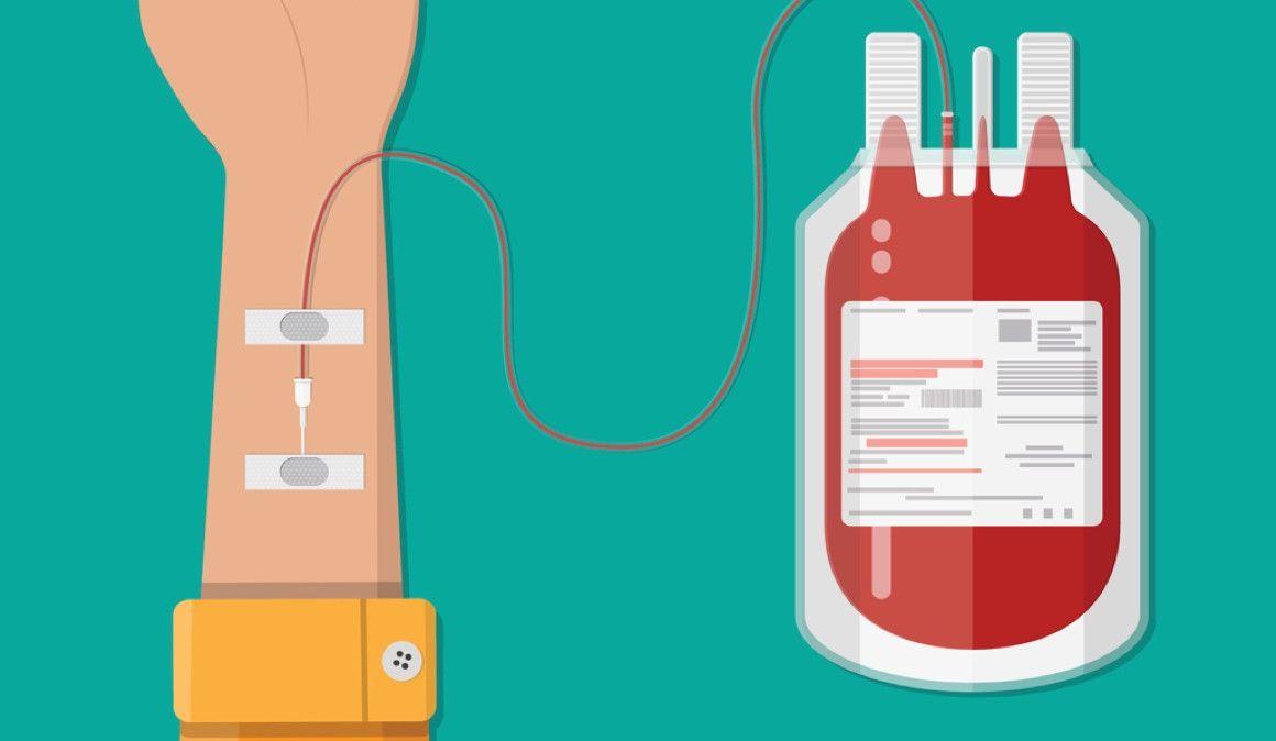 El motivo por el que no debería proporcionar sangre al