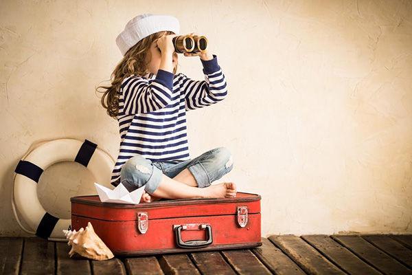 viaje infantil