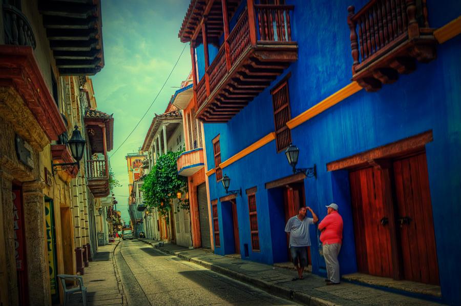requisitos para entrar a Colombia