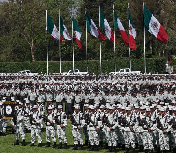 Requisitos para ingresar a la Guardia Nacional Mexicana