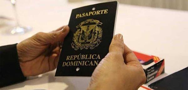 Pasaporte de la República Dominicana