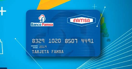 Requisitos para solicitar un crédito en efectivo en la tarjeta Famsa