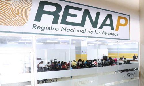 Qué es RENAP?