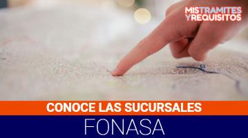 Descubre las principales oficinas de FONASA en Chile