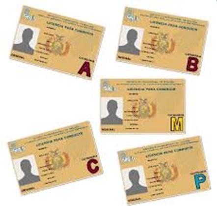 Requisitos para obtener el carné de conducir