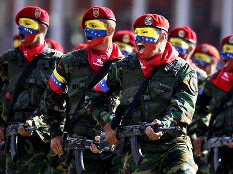 FANB planea ejercicios cívico-militares en defensa de la espalda y ...