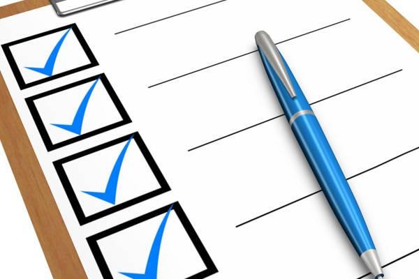 Requisitos para registrarse en la lista de verificación IMSS