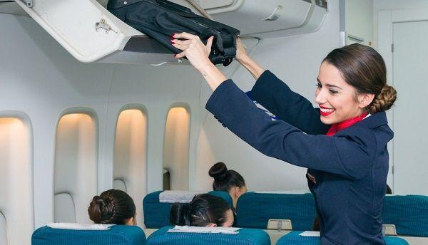 Recomendaciones para ser auxiliar de vuelo