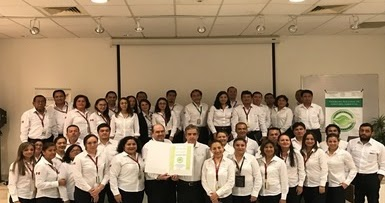 API de Progreso recibe el certificado de calidad ambiental para el turismo ...
