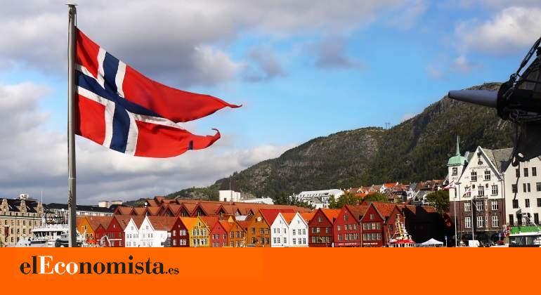 Noruega aprovecha la