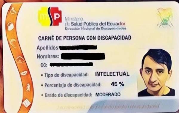Requisitos para una tarjeta de discapacidad