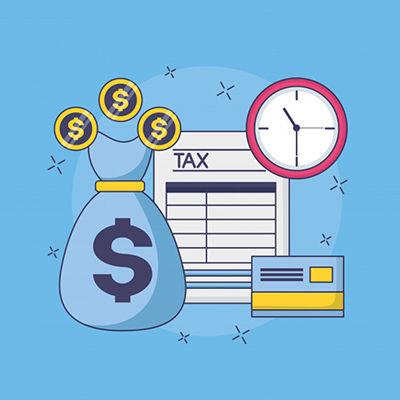 impuestos pagados