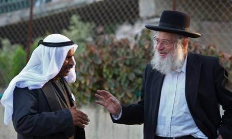 Judío musulmán y halal certificado