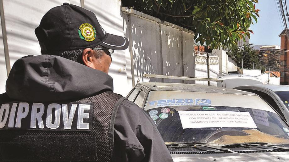 Cambian los jefes de la policía de Diprove acusados de manipular ...