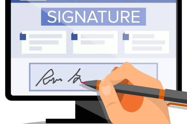 Firma de certificados digitales