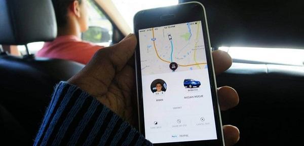 como utilizar uber en Chile