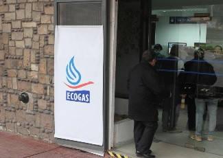 Declaración de la cuenta de la agencia Ecogas