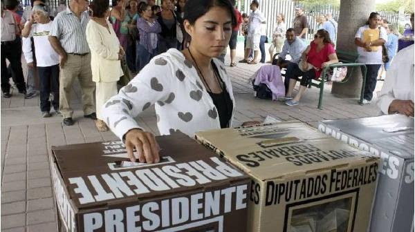 Como es elegido el presidente en México
