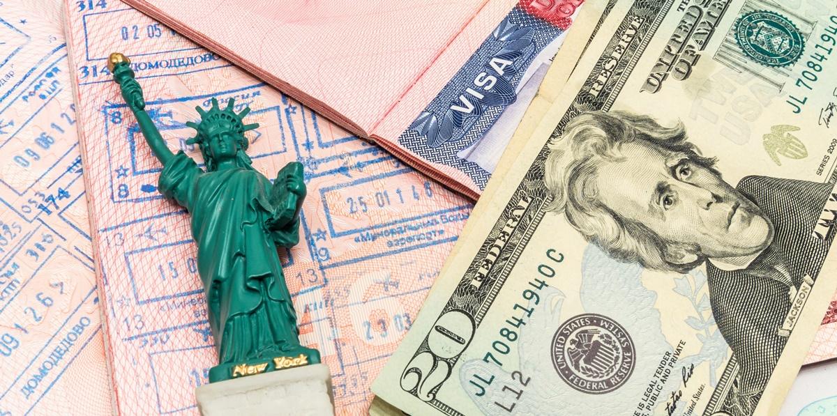 Todo tipo de visados de los Estados Unidos en función de su propósito de viaje