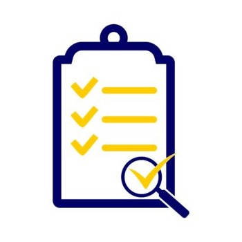 Certificado de lista de comprobación SIPPASE