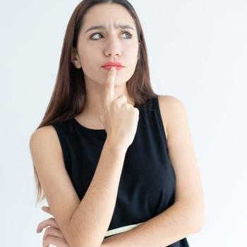 Erasmus mujer que duda