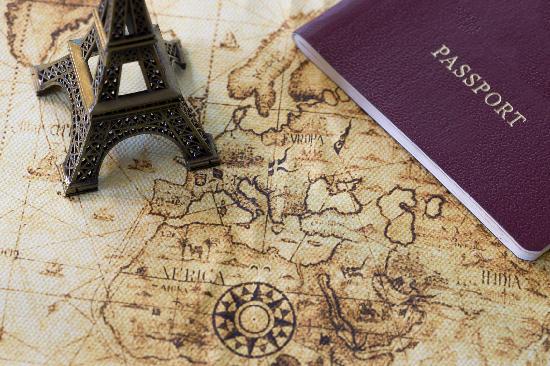 Cómo tramitar un visado para viajar a Francia