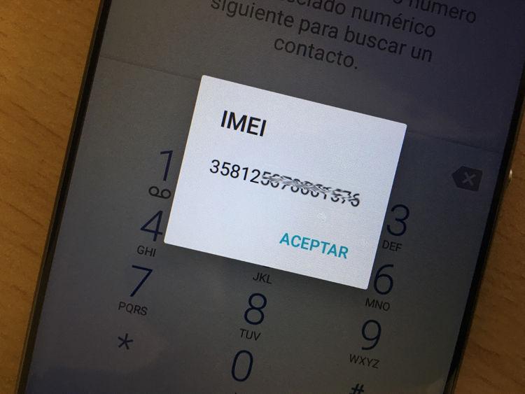 código IMEI colombia