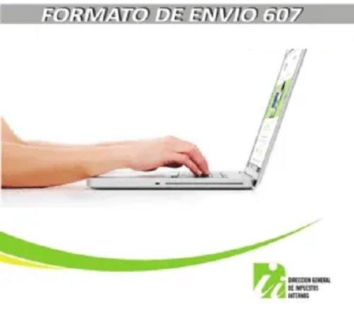 modelo 607