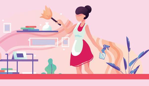 criados domésticos