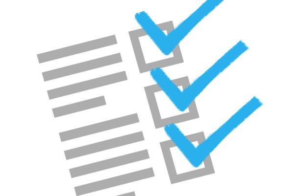 Lista de verificación del certificado de matrimonio de Puerto Rico