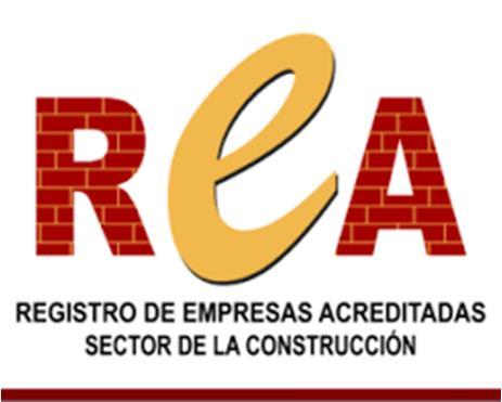 certificado REA