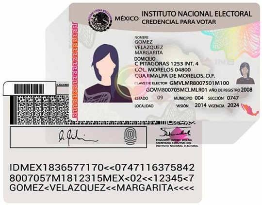 ine credentials