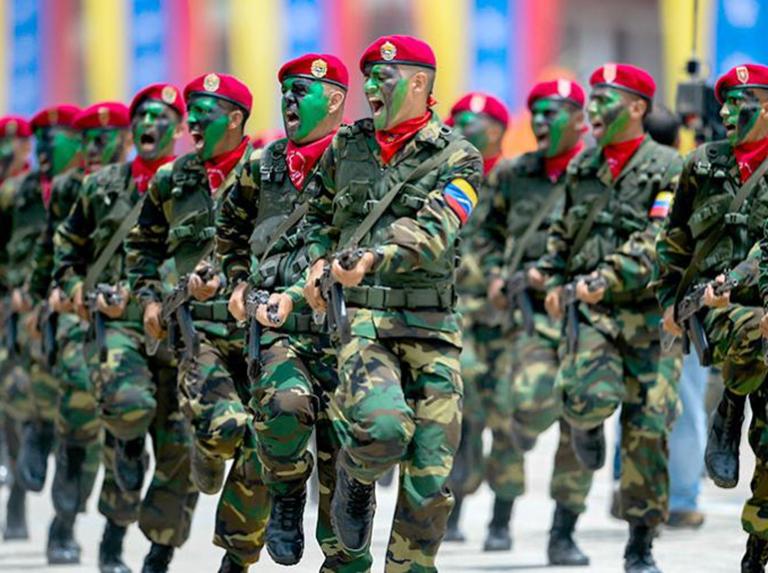 FANB consolida las estrategias de defensa de Venezuela |  Más reciente ...