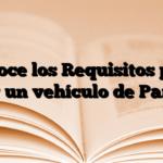 Conoce los Requisitos para sacar un vehículo de Panamá
