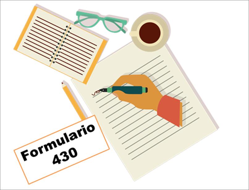 formulario 430