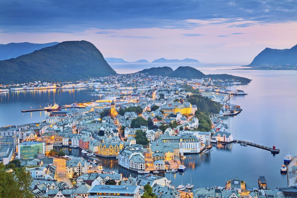 Viaje a Noruega - Lonely Planet